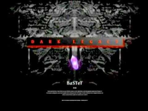 BaSTeT - DARK LEGACY [SPADA] DARK ELEMENT
