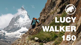150 years since Lucy Walker was the first Woman on the Matterhorn