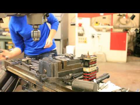 Ashley Jordan in CNC Machine Tool Technology