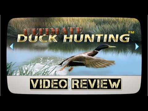 Ultimate Duck Hunting (Wii) Review & Gameplay