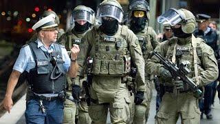 Doku - Bundespolizei (Dokumentation 20.12.2014)