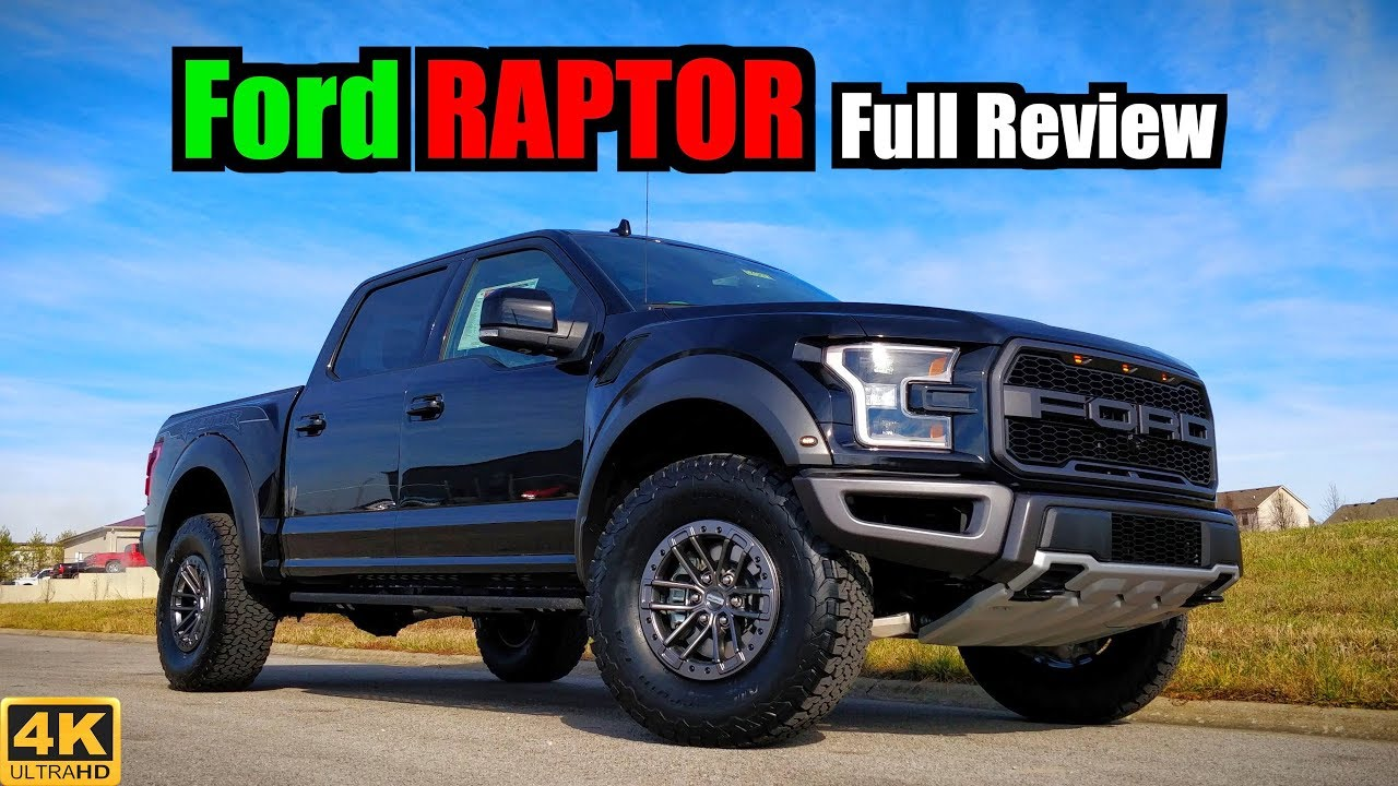 ford   raptor full review drive