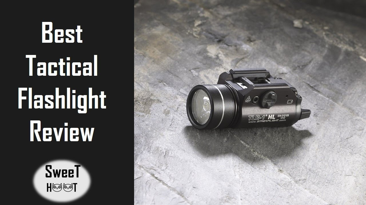top 5 best tactical flashlights brightest tactical flashlight review