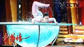"""《中华情》 20180415 柔术""""美人鱼""""的""""涅槃重生""""   CCTV中文国际"""