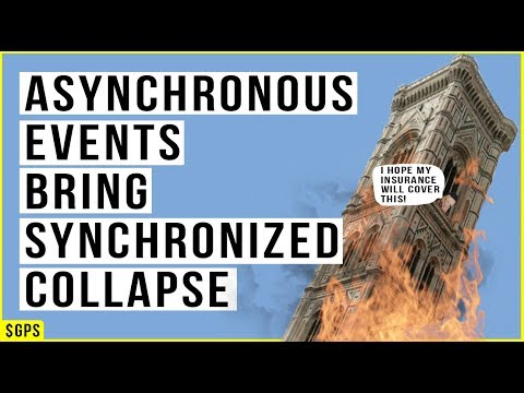 The Global Economic Collapse: ASYNCHRONOUS Events Bring SYNCHRONIZED Crash!