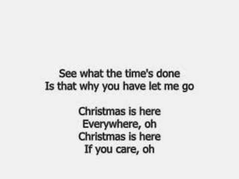 Where are you Christmas KARAOKE - YouTube