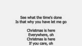 Where are you Christmas KARAOKE