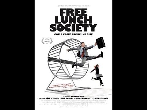 """""""FREE LUNCH SOCIETY"""" (""""EMEKSİZ YEMEK"""") - Türkçe Altyazılı Tanıtım Filmi"""