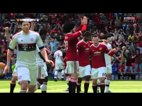 Best match Manchester vs Bayer