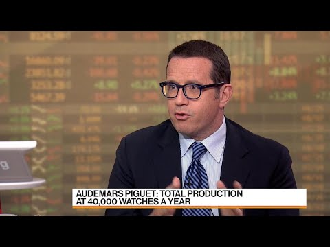 Audemars Piguet CEO Sees Clientele Getting Younger