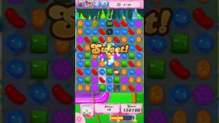 Candy Crush Saga Level 416 - NO BOOSTERS