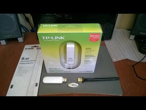 Экспресс-обзор, тестирования Wi-Fi адаптеров: TP-Link -TL-WN821N; EDUP EP-N8508GS; D-Link DWA-160