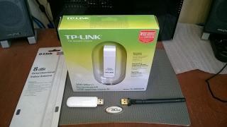 Експрес-огляд, тестування Wi-Fi адаптерів: TP-Link -TL-WN821N; EDUP EP-N8508GS; D-Link DWA-160