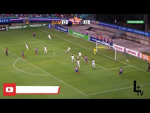 Bahia 2 x 0 fluminense 22/11/2018 melhores momentos Brasileirão