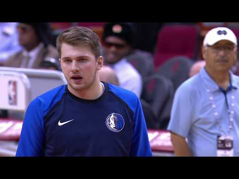 Dallas Mavericks vs Houston Rockets | November 28, 2018