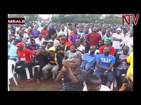 Upcountry wrap-up of Uganda-Comoros matchday