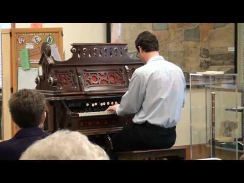 Moline Reed Organ Fest - 2011 Reed Organ Society International Gathering