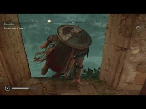 Assassin's Creed: Valhalla - Evinghou Tower (Wealth Locations, Oxenefordscire)