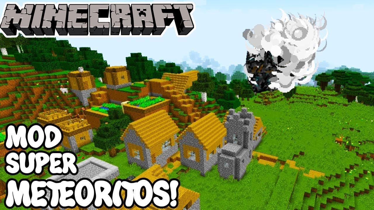 minecraft pig meteor mod