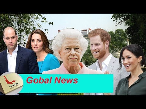 Harry left Kensington Palace after quarreling with William and Queen to protect Meghan pregnant wife
