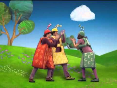 El jard n de claril colores y m s colores youtube for Cancion el jardin de clarilu