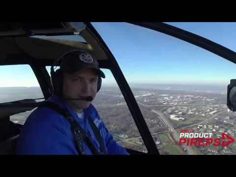 Bose A20 Aviation Headset - In-flight review in helicopter