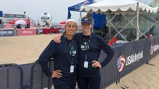 Bridgestone USA Volleyball Collegiate Beach Championships