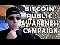 Is a mainstream audience ready for a Bitcoin public awareness campaign?  .::. Flipside Bits 19