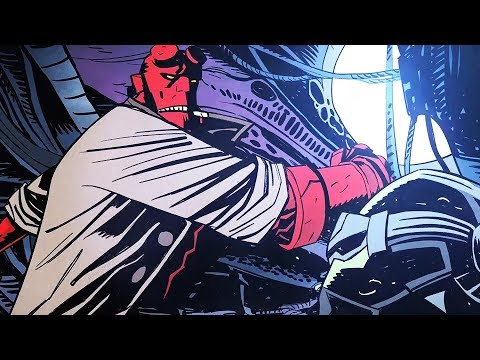 Download HELLBOY Ending (Multiverse and Arcade Ending) Injustice 2 1080p HD