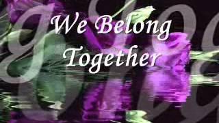 Play We Belong Together