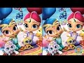 Shimmer And Shine Differences - Cartoon Puzzle Games for Kids - 4jvideo