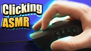 Jitter Clicking ASMR (Minecraft PvP Role Play)