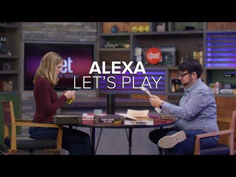 Alexa, shall we play a game?