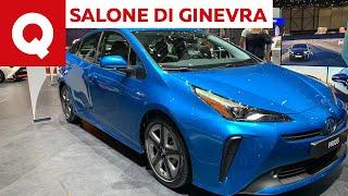 Toyota Prius restyling 2019: ora è anche awd! - Salone di Ginevra 2019 | Quattroruote