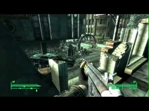 Fallout 3 (10) Foggy Bottom: Clearing Out the Circle