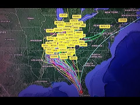 Hurricanes Hit 2024 Eclipse Path After August Eclipse & Before September 23 Revelation 12 Sign