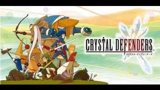 Crystal Defenders Gameplay Review - Android - Pixel-Freak.com