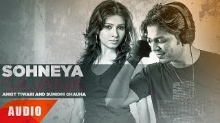 Sohneya Sajna (Full Audio Song) | Ankit Tiwari & Sunidhi Chauhan | Punjabi Song | Speed Records