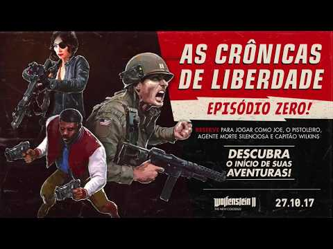 Wolfenstein II: The New Colossus - Game Play