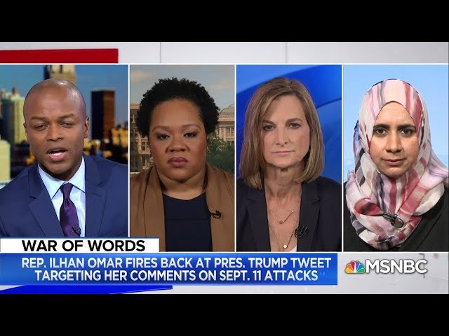 Video: MSNBC Interviews CAIR-SFBA Director Zahra Billoo After Trump Tweet Endangers Rep. Ilhan Omar