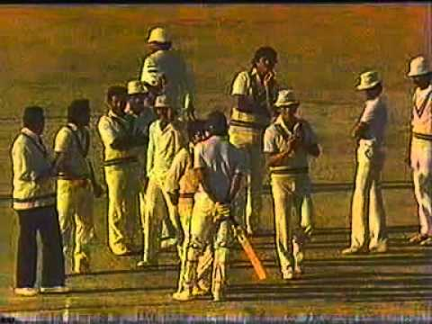 PiPY Archives Pakistan vs India 1982 KHI Test Part 2