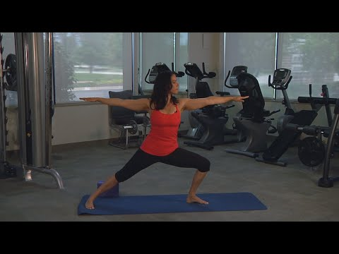 jill rodriguez demonstrates some basic yoga poses  youtube