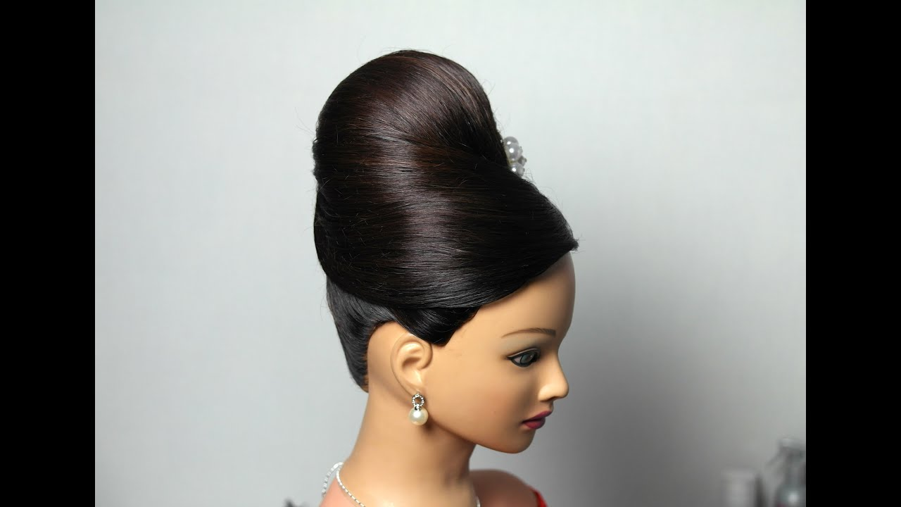 hair updo styles for hair hairstyle bun updo for medium hair 2520