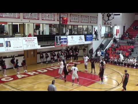 Mineral Area College Men's Basketball vs. Lake Land