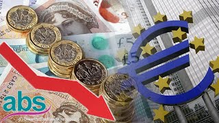 Pound to euro exchange rate: Brexit and UK economy concerns hit sterling hard   Satisfied With Life