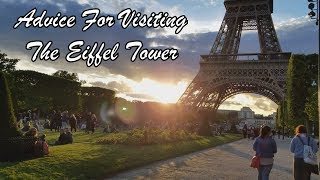 Advice For Visiting The Eiffel Tower