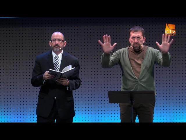 Dr. Baruch - Sesiunea 1 - Construirea Templului.  Ezra 3