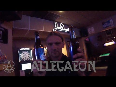 Allegaeon Tour Diary 2 - Cheyenne Wyoming