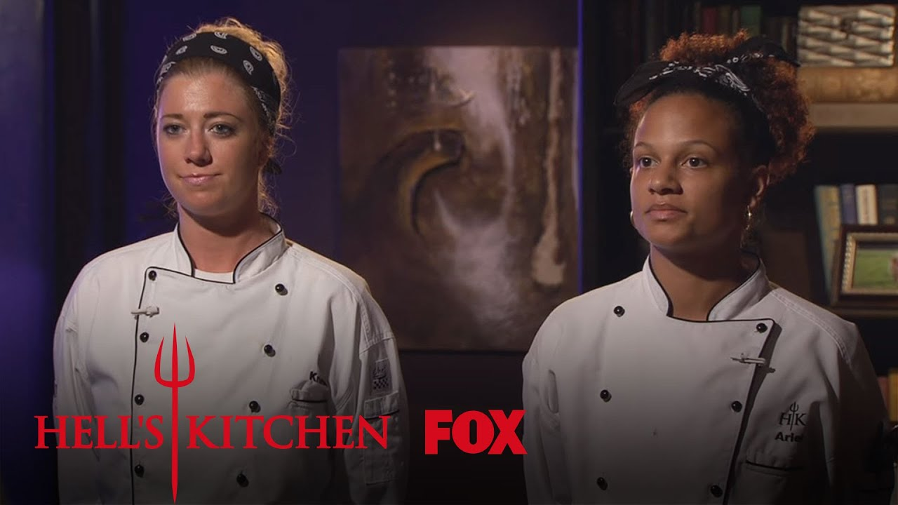 Hells Kitchen Robyn Year Of Clean Water