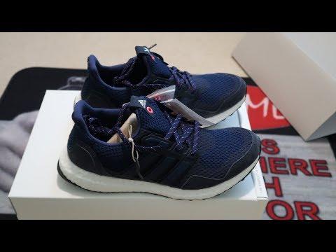 1ca4d92c221fd Adidas Ultra Boost  Kinfolk  Sneaker Unboxing